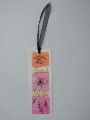 Mandala Style Bookmarks (Pack of 4)