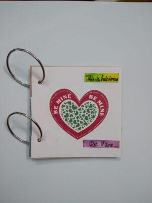 Mini Scrap Book
