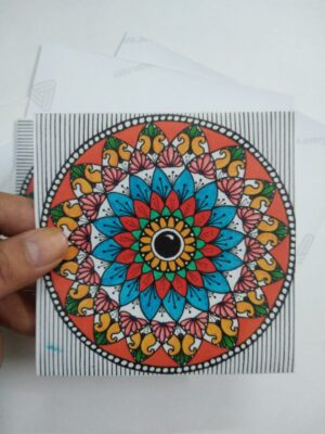 Flower Mandala Sticker